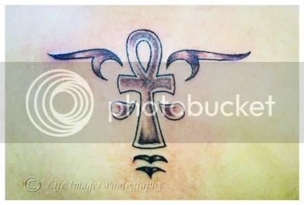tattoo,Ankh