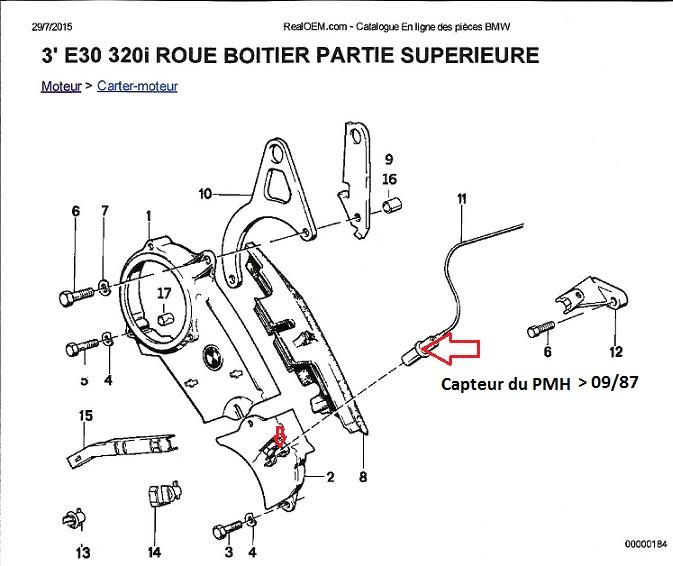 [ BMW E30 320i M20B20 ] ne démarre pas suite joint de