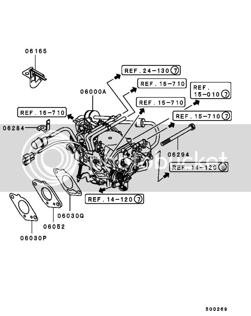 medium resolution of carburetor coolant lines