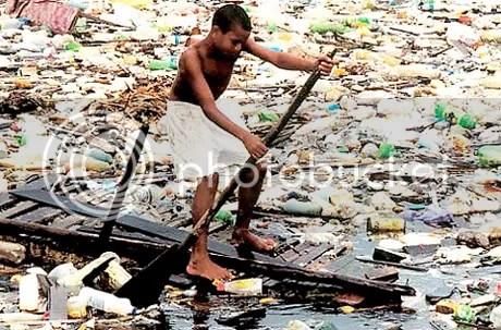 Mar de lixo – de Gildo Joaquim de Lima (Salvador, BA)