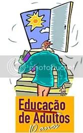 10 anos de Educação de Adultos