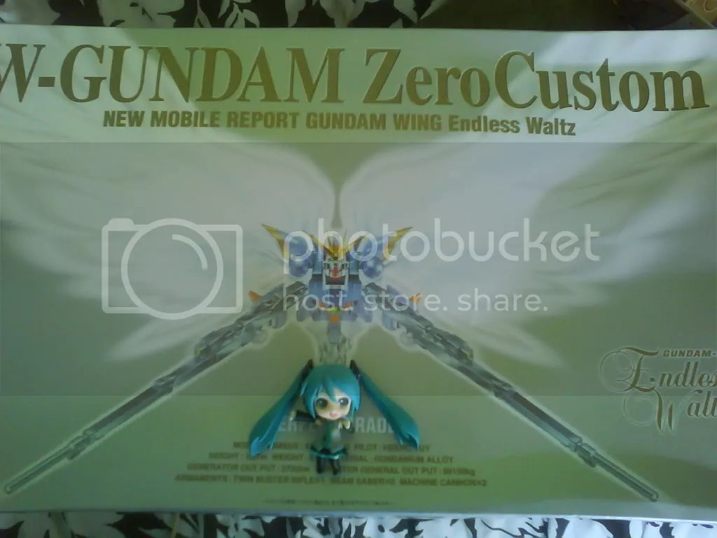 Nendoroid Mikus dream machine is here!