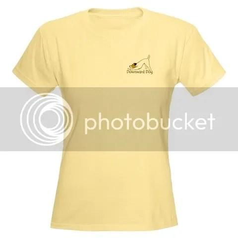 Downward Dog JRT Logo Women's Light T-Shirt