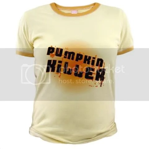 Pumpkin Killer Jr. Ringer T-Shirt