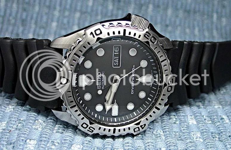 Seiko SKX171 « WristWatch