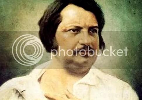 Honoré de Balzac - autor de
