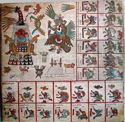 Tzolkin calendar