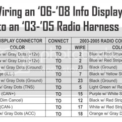 2006 Mazda 6 Radio Wiring Diagram Compare And Contrast Venn Template 2004 Stereo Onlinemazda Online