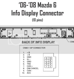 mazda 626 radio wiring diagram wiring diagram centre 1997 mazda 626 radio wiring diagram mazda 6 [ 1024 x 997 Pixel ]