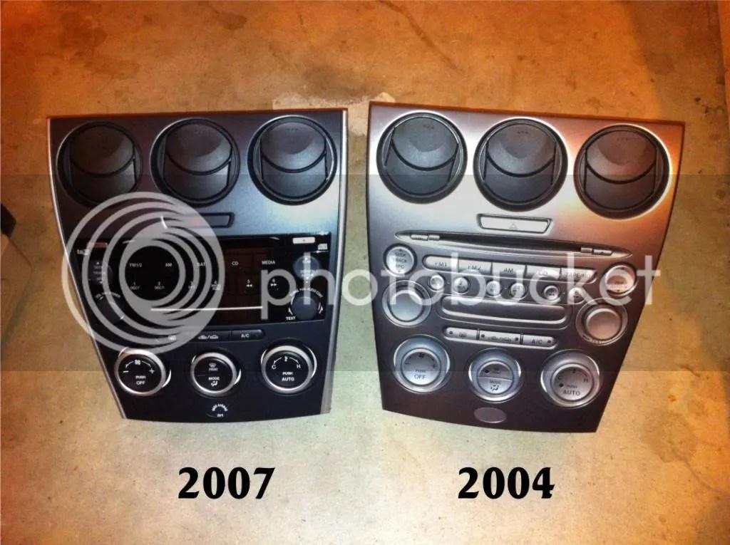 Mazda 3 2006 Radio Wiring Diagram