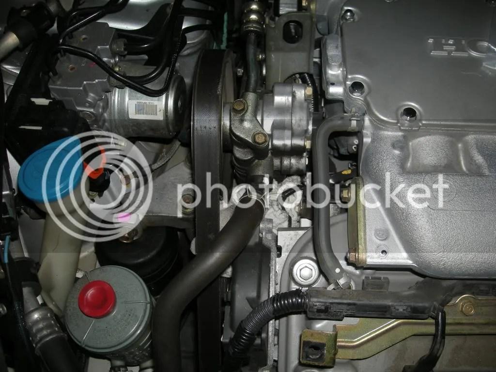 DIY Power Steering Pump O-Ring TSB