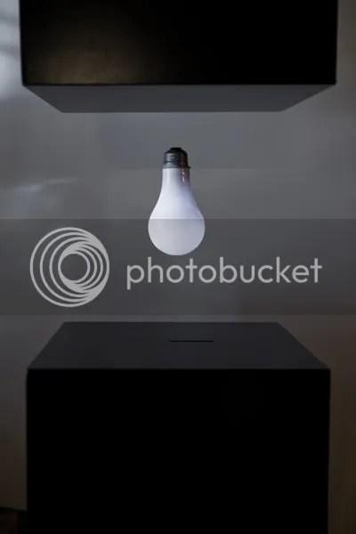 New Levitating Lightbulb