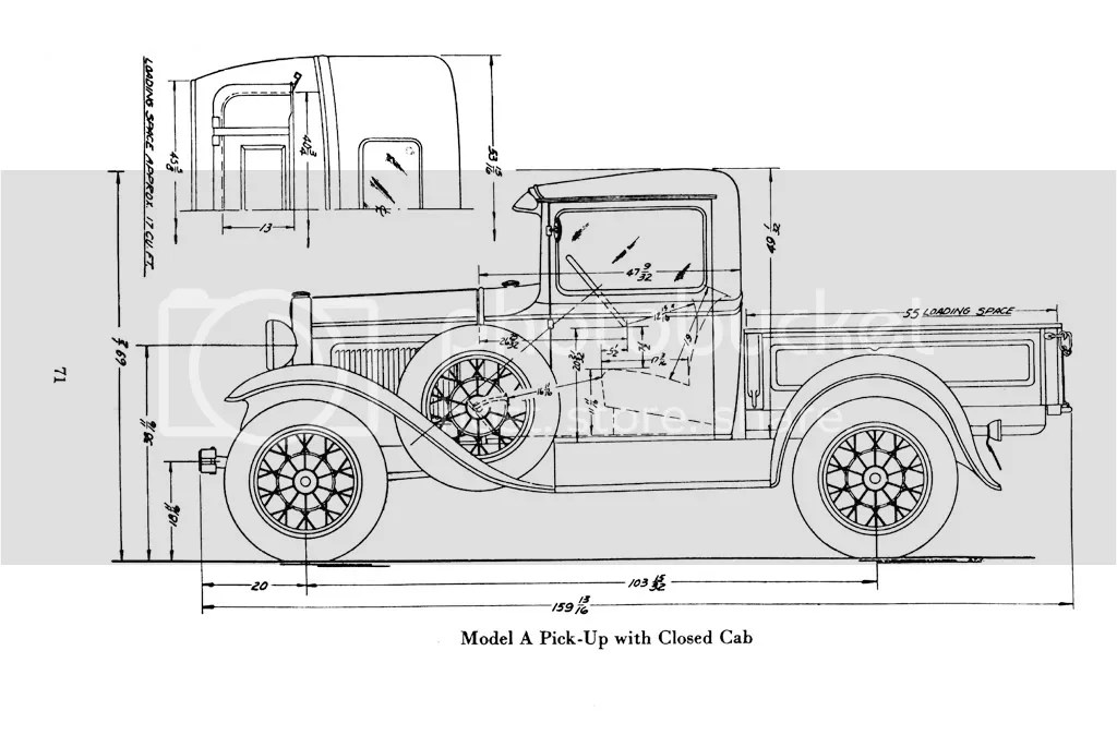 1932 Ford Frame Dimensions - Page 5 - Frame Design & Reviews ✓