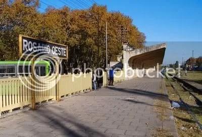 Estación Rosario Oeste