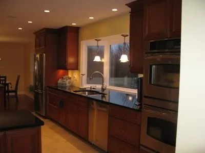 kitchen bay window over sink design showrooms need pictures of your lighting the