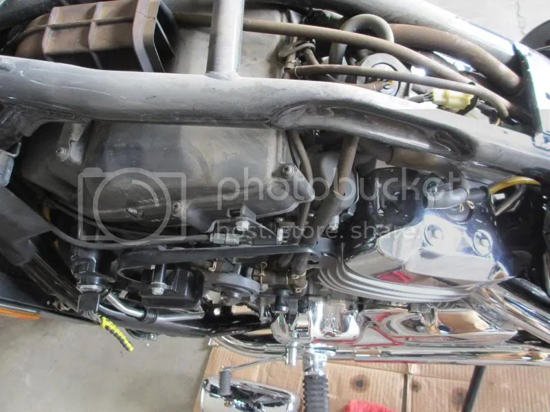 Honda V65 Magna In Addition Alternator Charging System Wiring Diagram