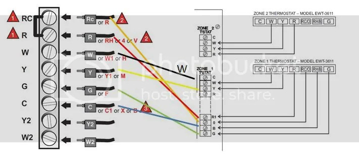honeywell thermostat wire diagram 2004 volkswagen jetta stereo wiring 7 all data for block