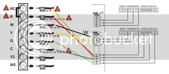 honeywell thermostat wiring diagrams relay switch diagram colors great installation of old rc box rh 44 pfotenpower ev de millivolt