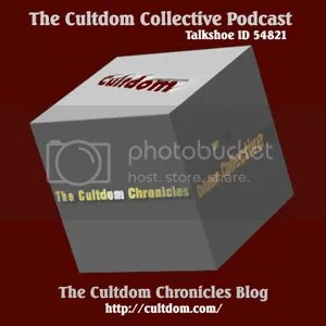The Cultdom Collective iTunes Badge