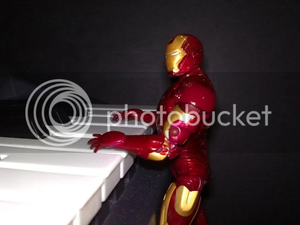 ironman piano