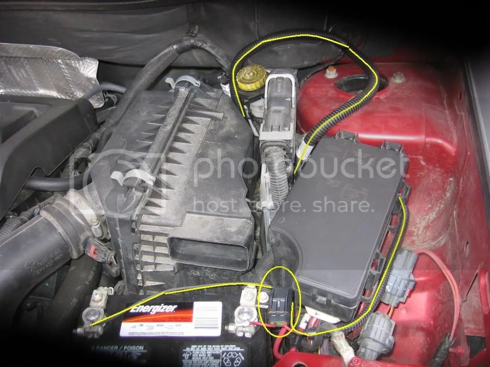 medium resolution of factory trailer wiring harness installation page 2 jeepforum com that s it