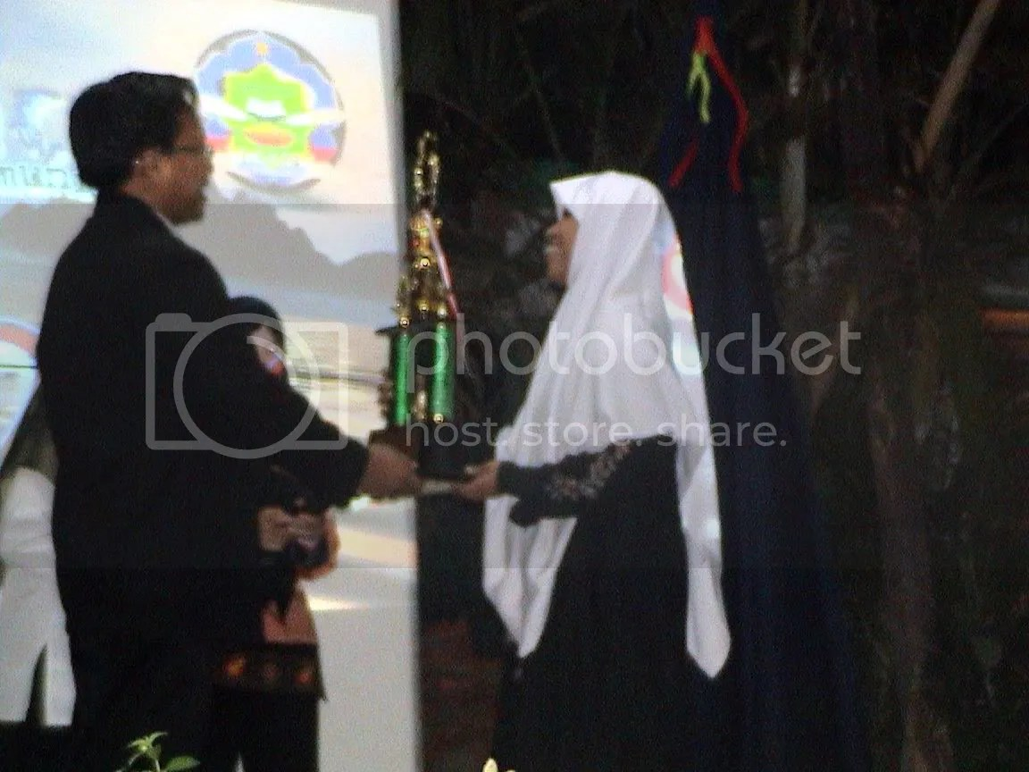 Juara II Lomba Pidato Bahasa Arab