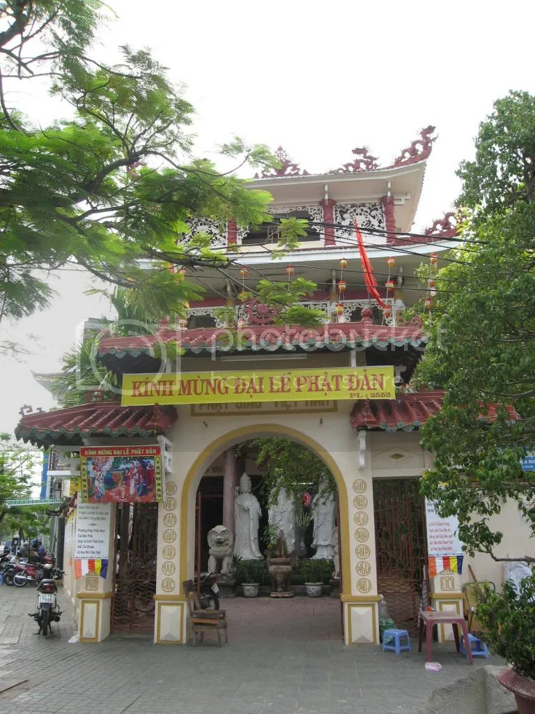 Can Tho - chua vietnam