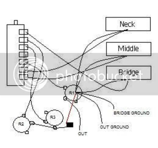 squier 51 wiring diagram