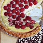 Ricotta and Raspberry Pie recipe
