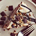 frozen chocolate peanut butter pie recipe