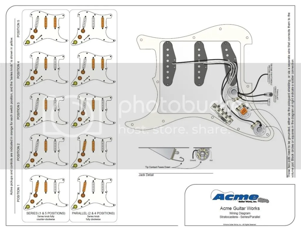 medium resolution of stratocaster just series wiring tbx wiring series strat re stratocaster just series wiring this is close