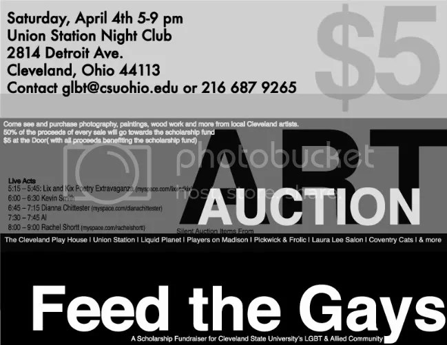 Feed the Gays