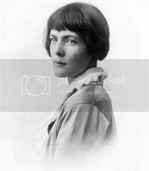 Click this photo to read Jesus Crisis' blog about Hilda Doolittle (includes two more poems)