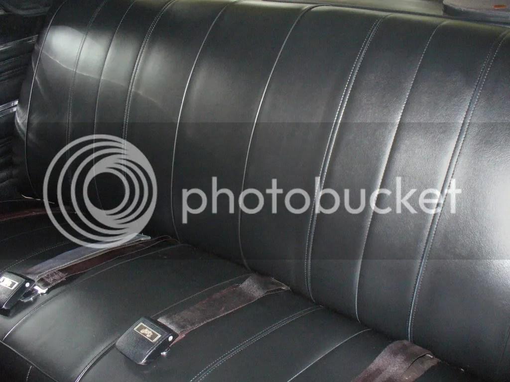 66 Rear Bench Seat Foam Chevelle Tech