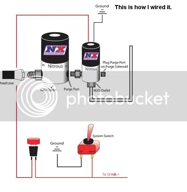 nitrous purge wiring diagram auto transformer solenoid question - tampa racing