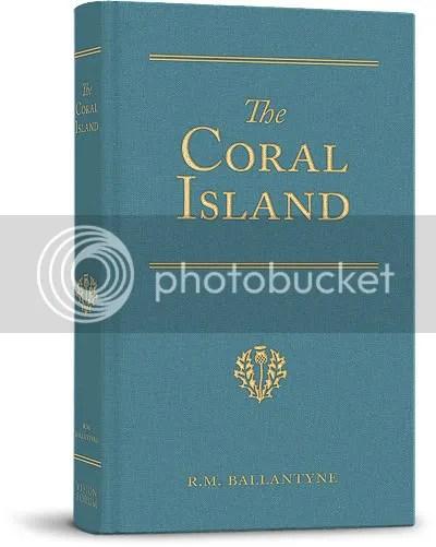 Coral Island Book Cover