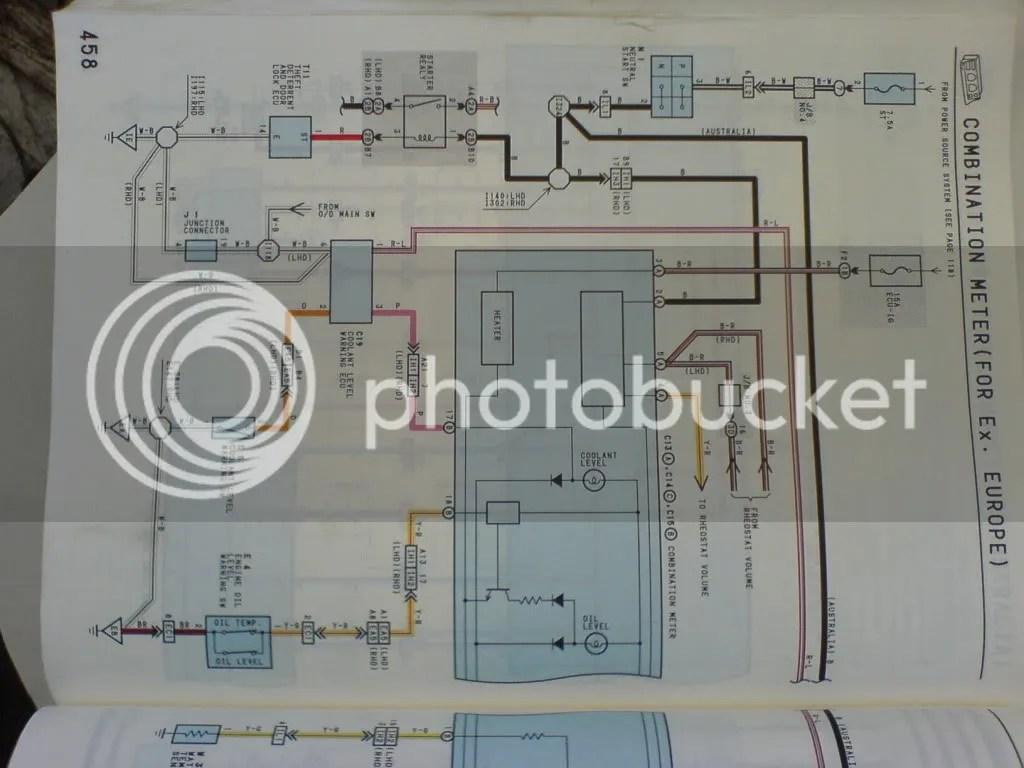 Lexus Ls400 Alternator Wiring Diagram On Mitsubishi Motor Diagram