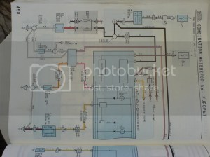 1UZ Wiring diagram for CelsiorLS400