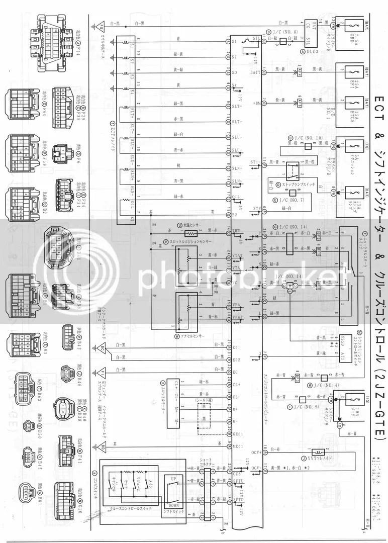 30-40LS / A304E (VVTi 2JZ) auto info