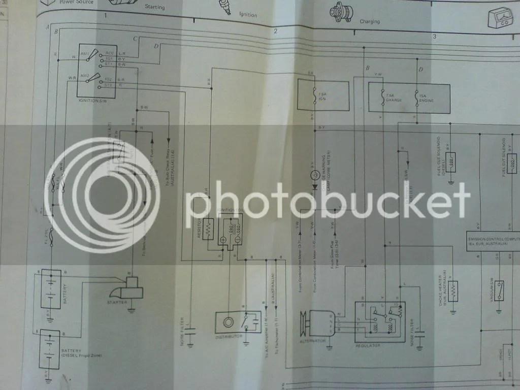 hight resolution of hilux dash wiring to 1ggte ecu toyota e engine toyota 1g gte wiring diagram