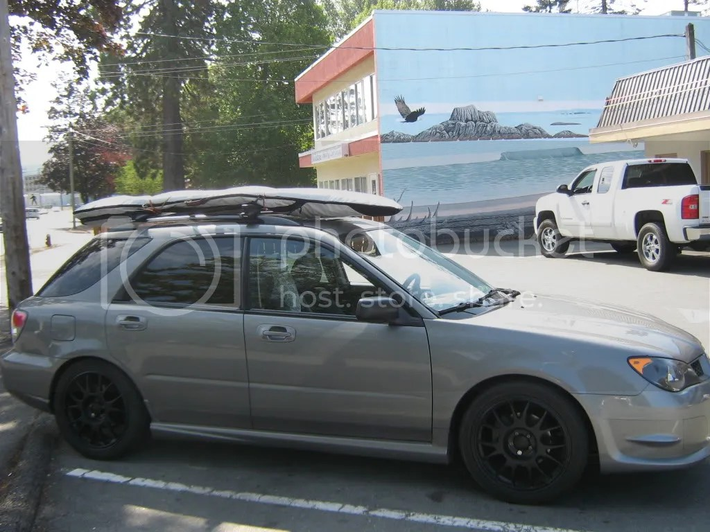 surfboard roof rack nasioc