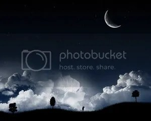 10 Excelentes Wallpapers Vectoriales - A_Dark_Starry_Night_Wallpaper_by_s3