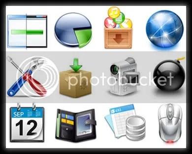 Mas de 20 Sets de Iconos Gratuitos - iconos_crystal