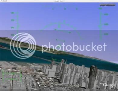 Simulador De Vuelos Escondido En Google Earth - simulador_deVuelos_google