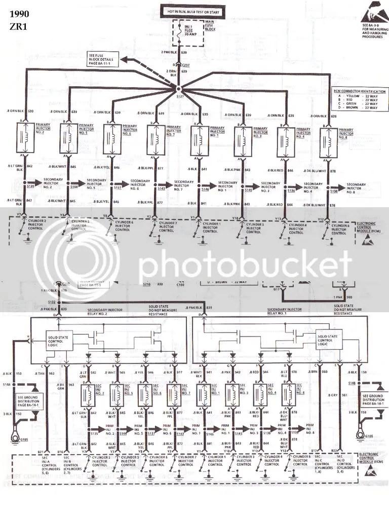 1990 Chevy G20 Van Ecm Wiring Diagram, 1990, Get Free