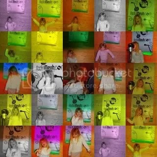 jingle collage