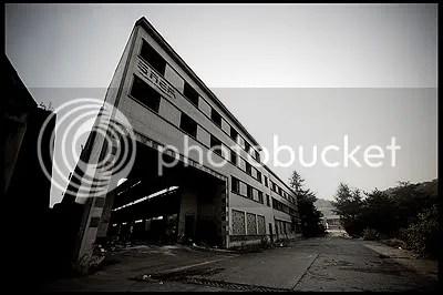 delbrassine abandoned factory