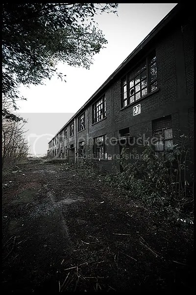 abandoned military airport