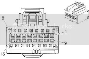 2010 Camaro Amplifier Harness Plug & Play with RCA 4ch