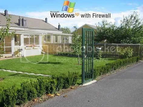 Firewall de Windows XP